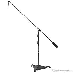 On-Stage Stand Microphone Hex Base Studio Boom SMS7650