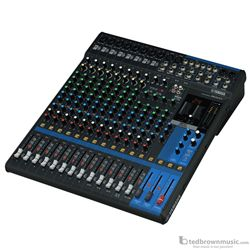Yamaha MG16XU 16-Channel MG Series Analog Mixer