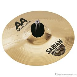 "Sabian 20805 8"" Splash AA Series Cymbal"