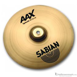 "Sabian 21005X 10"" Splash AAX Series Cymbal"