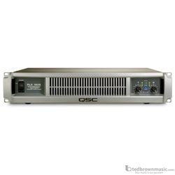 QSC PLX1802 Lightweight Professional Power Amplifier