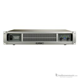 QSC PLX3602 Lightweight Professional Power Amplifier