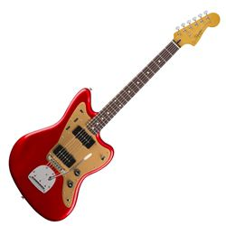 DLX JAZZMSTER CNDY APLE RED TR