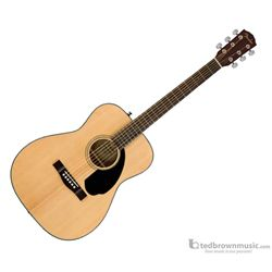 Fender CC-60S Concert Body Solid Top Acoustic Guitar