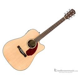 Fender CD-140SCE Cutaway Electric Acoustic Guitar