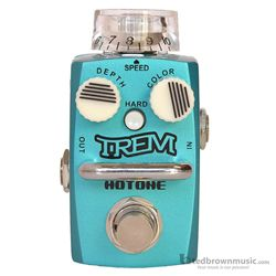 Hotone Trem Tremolo Modulation Legacy Series Effect Pedal