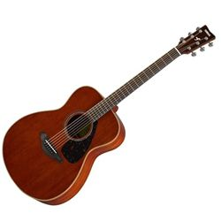 Yamaha FS850 Concert Body Acoustic Guitar