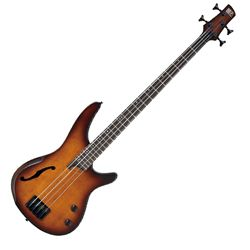 SR Bass Workshop 4str Electric Bass - Dragon Eye Burst Flat