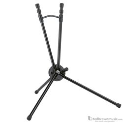 "K & M 14350-000-55 ""Saxxy"" Tenor Saxophone Stand In-Bell"