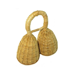 Jamtown Shaker Caxixi Basket Rattle