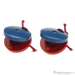 Stagg Castanets Pair Plastic CASP