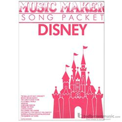 Melody Maker Music Maker Disney Songs #1 MM07