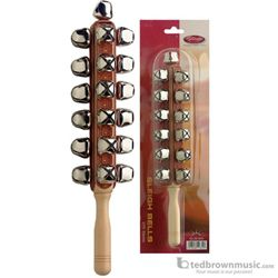 Stagg Sleighbells 25 Bells On Handle SLB25
