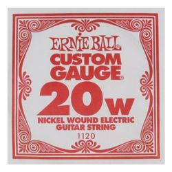 Ernie Ball String Guitar .020 Nickel Wound 1120