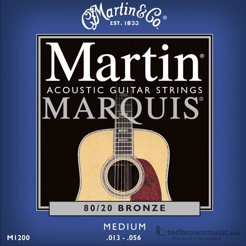 Martin Strings Guitar Marquis Medium M1200