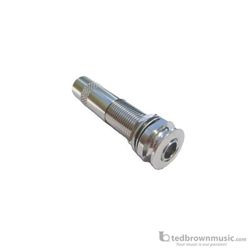 Retro Parts End Pin Jack Solid Body Chrome RP394C