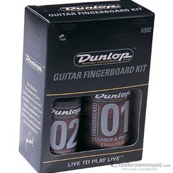 Dunlop Fingerboard Guitar Care Kit D6502