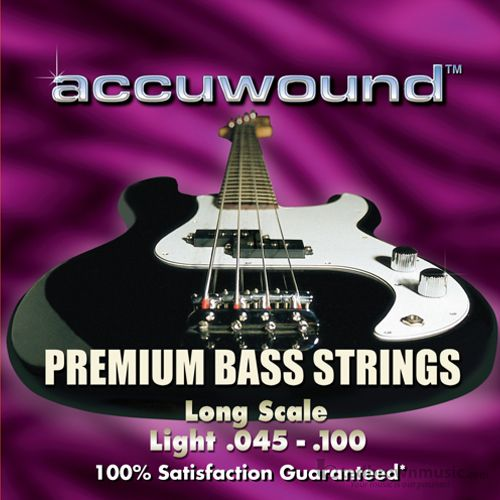 Accuwound Strings Bass Light ACO45BL