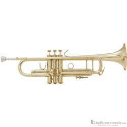Bach LT18072 Professional Stradivarius Series Bb Trumpet with Lightweight 72 Bell