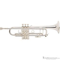 Bach LT180S72 Professional Stradivarius Series Bb Trumpet with Lightweight Bell
