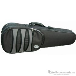 Kaces KBF-VL34 3/4 Polyfoam Duet Series Violin Case