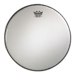 Marching Snare Drum Head Remo White Max Batter