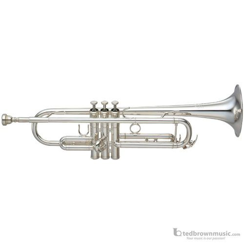 Yamaha YTR850GS Professional Silver Trumpet