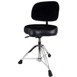 Roc-N-Sock NROW Nitro Series Drum Throne With Back Rest