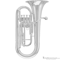 King 2280SP Legend Intermediate Series Euphonium Silver Plated with 4 Valves