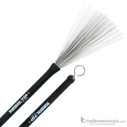 Regal Tip 593C Clay Cameron Wire Drum Brushes with Wire Handle