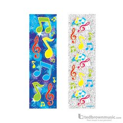 Aim Gifts Sticker Music Instruments 29521