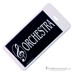 "Aim Gifts I.D. Tag ""Orchestra"" 1725"