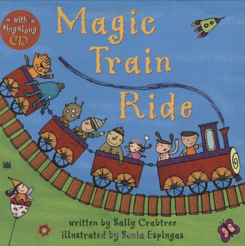 Magic Train Ride Paperback