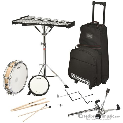 Ludwig Percussion Combo Kit