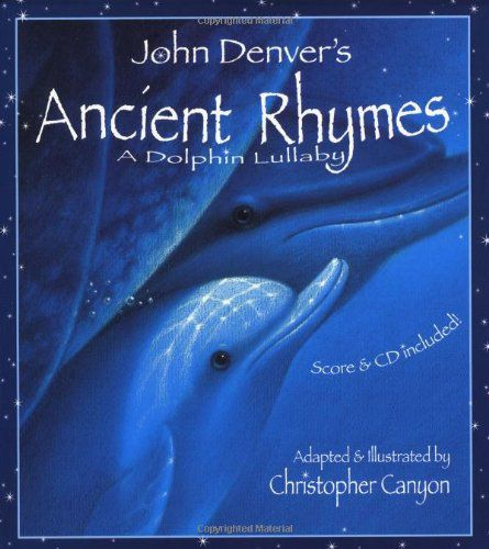Ancient Rhymes, A Dolphin Lullaby w/CD