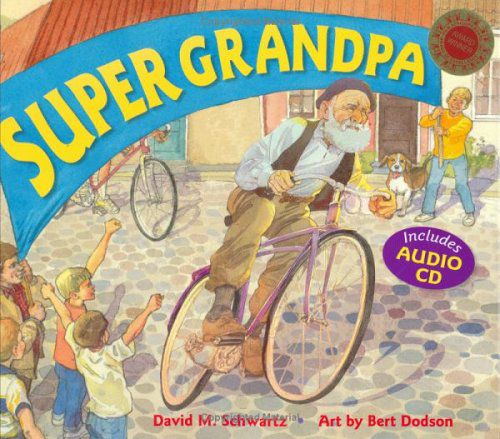 Super Grandpa w/CD