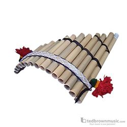 Jamtown W015 15 Note Bolivian Pan Flute