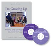 I'm Growing Up BK/CD/DVD Amidon/Davis