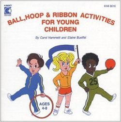Ball Hoop and Ribbon Activities CD