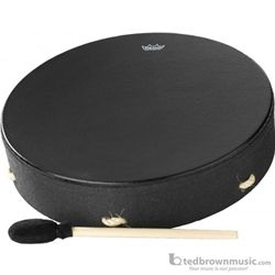 Remo Drum Buffalo Bahia Black Earth
