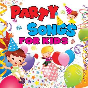 Party Songs for Kids CD/Guide