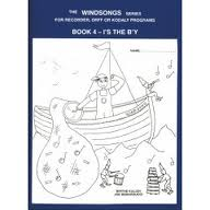 Windsongs Recorder Book 4 I'se The B'y