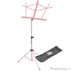 On-Stage SM7122PKB Compact Folding Music Stand with Bag