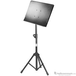 On-Stage SM7211B Tripod Base Conductor Music Stand with Bag