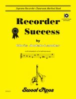Recorder Success Student Book Only