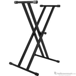 On-Stage Stand Keyboard Classic Double-X KS7191