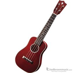 Kamoa Ukulele Grand Concert Electric E3-GCE