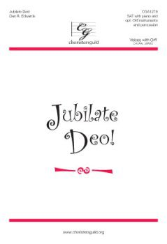Jubilate Deo (Choral)