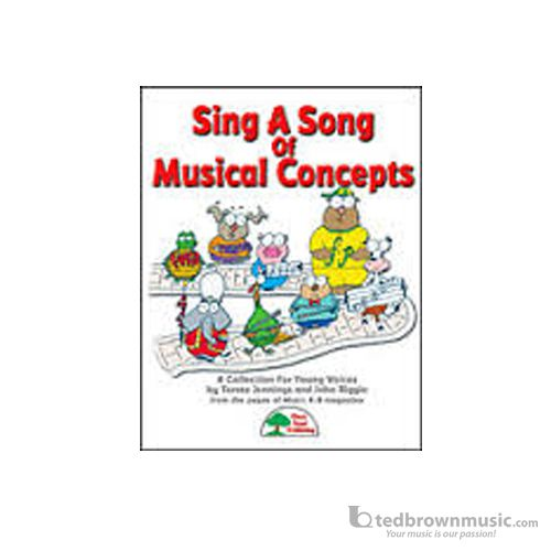 Sing a Song of Musical Concepts Teacher's Handbook with CD