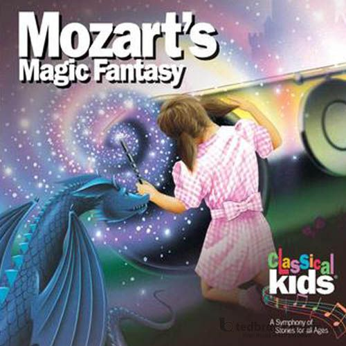 Mozarts Magic Fantasy Teachers Notes/Cd
